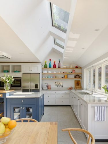High end refurbishment & extension